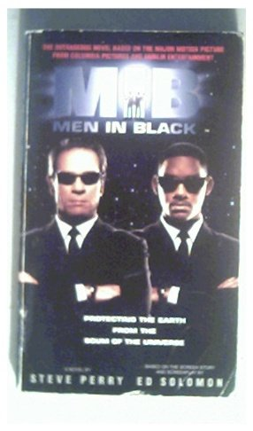 MIB - MEN IN BLACK - STEVE PERRY / ED SOLOMON - 1997