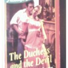 THE DUCHESS AND THE DEVIL - Deborah Matthews - 2000