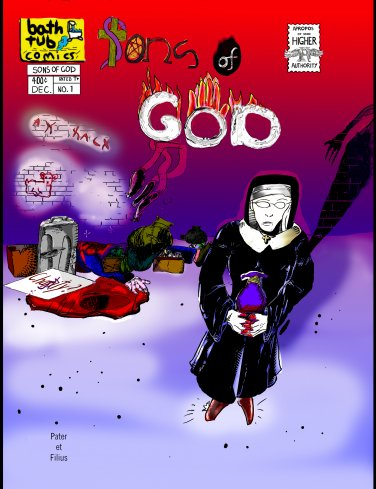 Sons of God, Issue 1