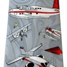 Classic Air Plane Vintage Airplane Fancy Novelty Neck Tie