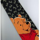Winnie the Pooh Bear Disney Big WORD Cartoon Fancy Novelty Neck Tie
