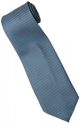 BU4 Blue Solid Neck Tie