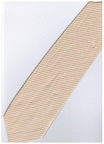 GO2 Gold Solid Neck Tie