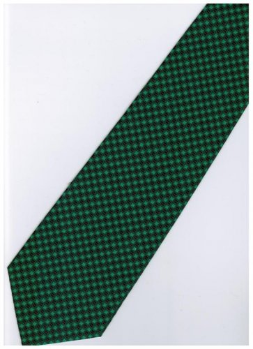 G2 Green Solid Neck Tie