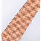 O2 Orange Solid Neck Tie