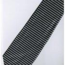 ES4 Silver Stripe Neck Tie
