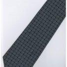 ES8 Silver Stripe Neck Tie