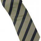 EG5 Green Black Stripe Neck Tie