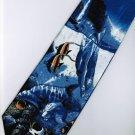 Fish Dolphin Marine Life Fancy Novelty Neck Tie