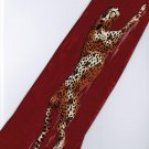 Leopard Jaguar Mammal Animal Fancy Novelty Neck Tie 3