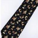 Cute Rabbit  Fancy Novelty Neck Tie