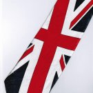 Patriotic UK Britain United Kingdom Flag Fancy Novelty Neck Tie 2