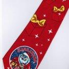 Christmas Santa Claus Xmas Gift Fancy Neck Tie 17