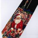 Christmas Santa Claus Xmas Gift Fancy Neck Tie
