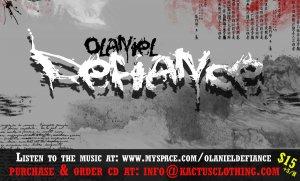 OLaniel - Defiance - music house breaks electronica