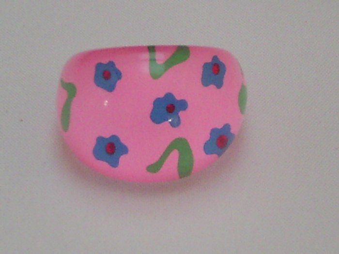 KCRIN 00005 Plastic Ring Pink