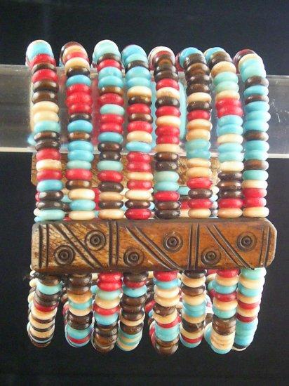 KCBRC 00008 Wood Four Color