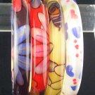 KCBRC 00015 Assorted Plastic Bracelet