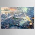 Giclee Print Famous Modern Classic,One Panel Canvas Horizontal Print Wall Decor For Home Decoratio