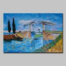 Hand Painted Famous Oil Painting On Canvas Modern Abstract Wall Art Picture For Home Decoration Re