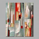 IARTS Handpainted Artwork By Talented Artist Design Stretchered Painting Acrylic Cotton Canvas Art