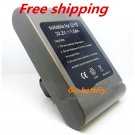 22.2V 1500mAh Vacuum Li-ion Battery For Dyson Animal 917083-01, 17083-2811, 18172-01-04, 17083-4211