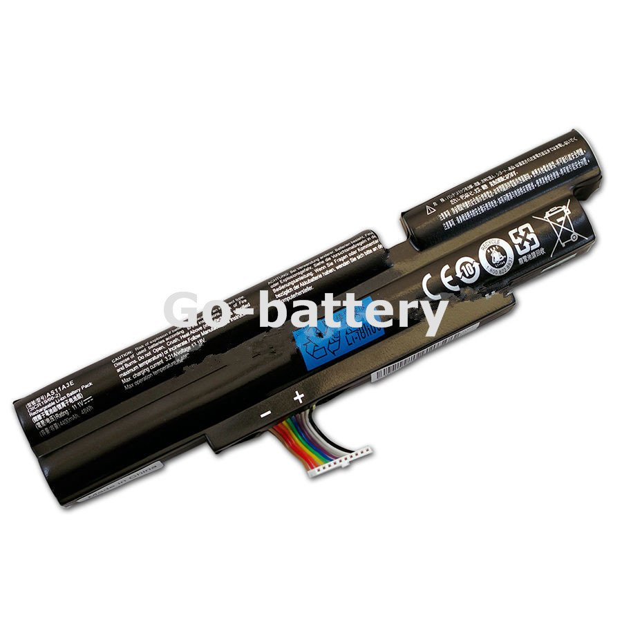 New Laptop Battery For Gateway ID47H ID57H Series AS11A5E 3INR18/65-2 New