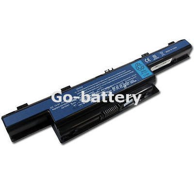 Battery for Gateway NV57H Nv57H11H Nv57H12H Nv57H13H Nv57H13M-Mx NV77H NV75S