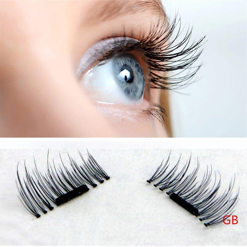 magnet false eyelashes magnetic lashes fake eyelashes manufacturers