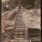 Tramway Lewis & Clark Cavern Bozeman,Montana-Antique Vintage Real Photo Postcard