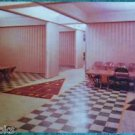 Hufcor Accordion Doors-Allied Building Prod.-Williamsport, PA-1957 Ad Postcard