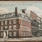 Fraunces Tavern-Broad/Pearl St NEW YORK-Vintage Grand Central Stat 1914 Postcard