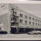 WI-NE-MA HOTEL-KLAMATH FALLS, OREGON - ANTIQUE VINTAGE RPPC REAL PHOTO POSTCARD