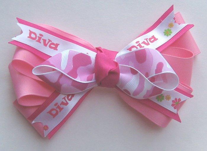 Pink Diva Girl