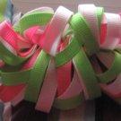 Tutti Frutti Loopy Bow