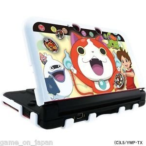 Yokai Watch Nintendo 3DS LL (XL) Hard Cover Yo-Kai Watch Youkai Japan Original