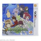 Tales of the World Reve Unitia Nintendo 3DS Game Japanese Import RPG  NEW