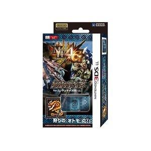 Monster Hunter 4G Nintendo 3DS LL Cover Accessory Set Japan Import