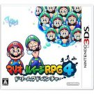Mario and Luigi RPG 4 Dream Adventure Nintendo 3DS Game Japanese Import RPG NEW