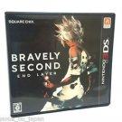 Bravely Second Layer End Layer Japan Nintendo 3DS Game Japanese Import RPG NEW