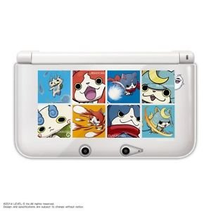Yokai Watch Nintendo 3DS LL Hard Cover Yo-Kai Watch Youkai Japan Import Original