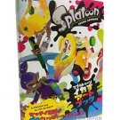 Splatoon Ikasu ArtBook Nintendo Wii U Japan NEW