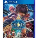 Star Ocean 5 Integrity and Faith PS4 Square Enix Import Japanese Game NEW