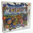 Dragon Quest Monsters Terry's Wonderland DQM Nintendo 3DS Game Japanese RPG