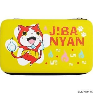 Yokai Watch Nintendo 3DS LL (XL) Semi Hard Pouch Yo-kai Youkai Japan Import
