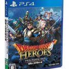 Dragon Quest Heroes Square Enix Action RPG Japan Import PS4 Japanese Game Used