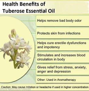 Ambrosial Tuberose Essential Oil