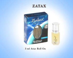 Al Nuaim Zatax 3ml Attar Perfume Oil Alcohol Free Natural by Ambrosial