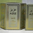 Ambrosial 6ml Aziz Attar 100% Natural Pure Perfume Oil