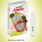 Al Nuaim Double Apple 8ml Attar Perfume Oil Alcohol Free by Ambrosial